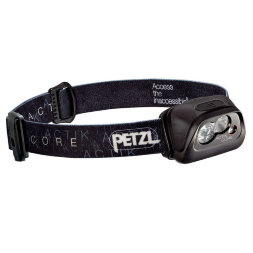 Фонарь Petzl Actik Core Black