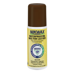 Пропитка Nikwax Waterproofing Wax for Leather brown 125ml