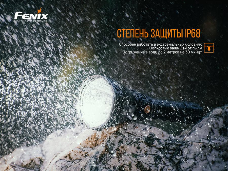 Фонарь Fenix HT18 CreeEXHP35 HI 1