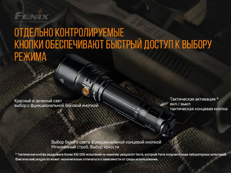 Фонарь Fenix TK26R 1