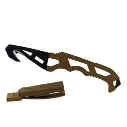 Нож Gerber Crisis Hook Knife TAN499 30-000590