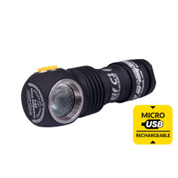 Фонарь Armytek Elf C1 Micro-USB+18350 XP-L Warm