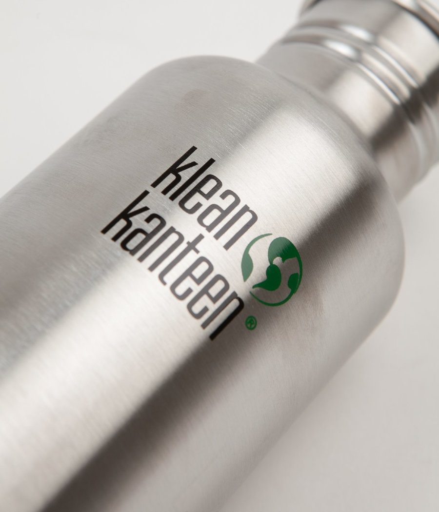 Фляга Klean Kanteen Classic Brushed Stainless 800 мл 46698