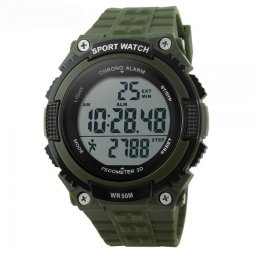 Часы Skmei 1112 Army Green