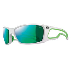 Очки Julbo Pipeline Shiny White/fluo Green