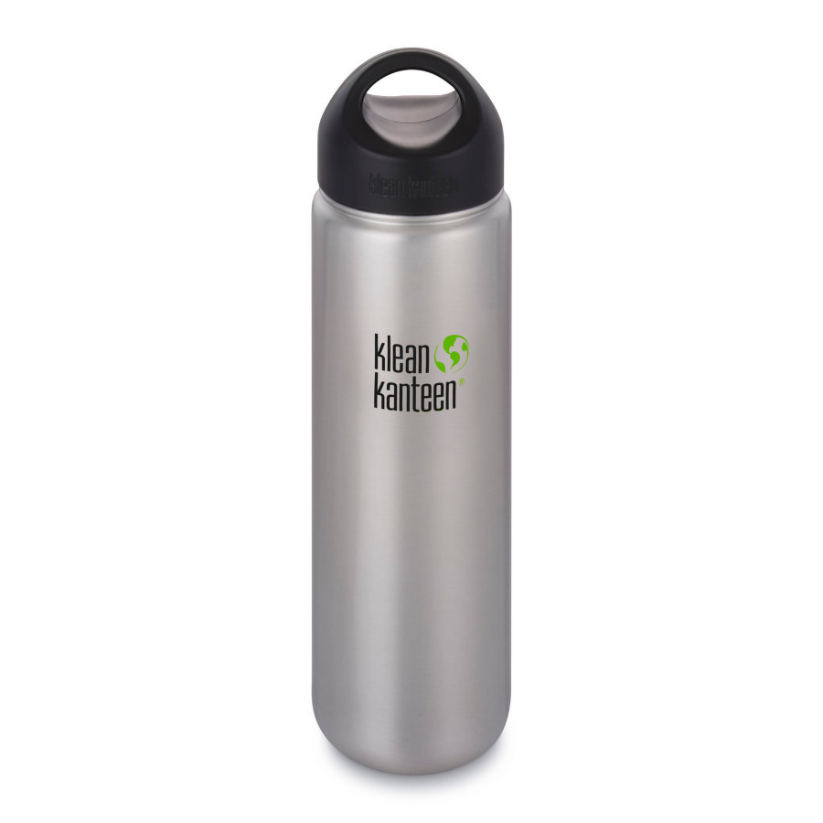 Фляга Klean Kanteen Wide Brushed Stainless 800 мл 1