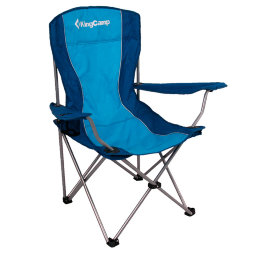 Шезлонг KingCamp Arms Chairin Steel (KC3818)