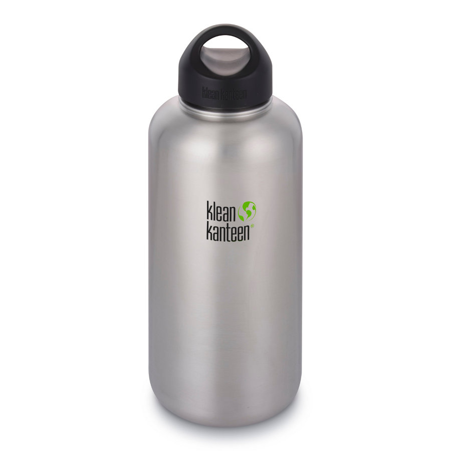 Фляга Klean Kanteen Wide Brushed Stainless 1900 мл 1