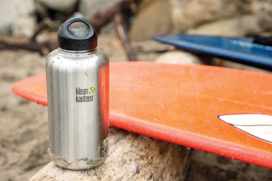 Фляга Klean Kanteen Wide Brushed Stainless 1900 мл 46767