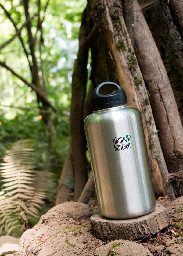Фляга Klean Kanteen Wide Brushed Stainless 1900 мл 46768