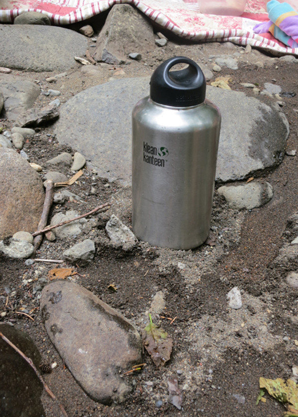 Фляга Klean Kanteen Wide Brushed Stainless 1900 мл 46771