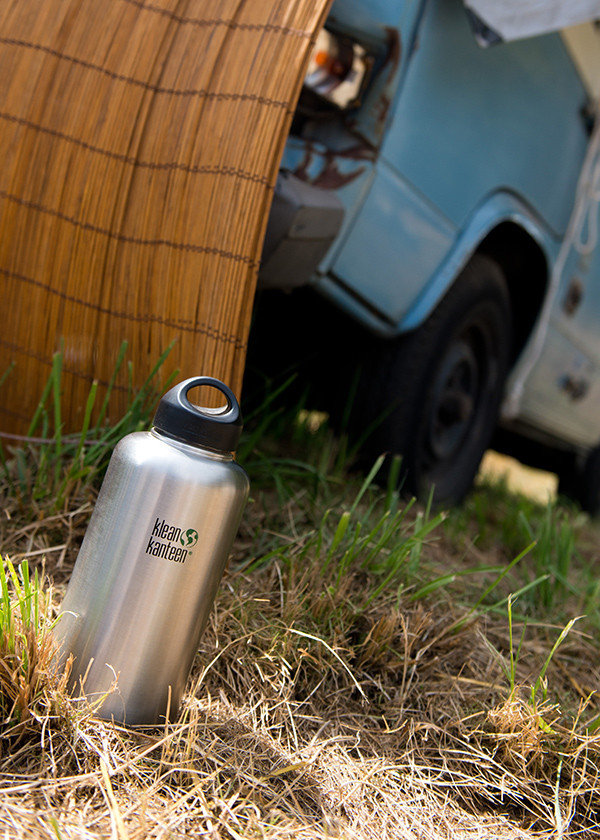 Фляга Klean Kanteen Wide Brushed Stainless 1900 мл 46772
