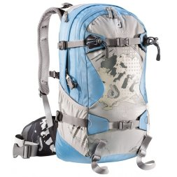 Рюкзак Deuter Freerider SL, 24 л, cream-baby blue