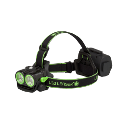 Фонарь Led Lenser XEO19R Black-Green